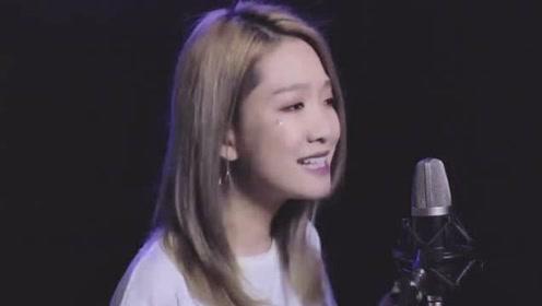 小姐姐把《曾经我也想过一了百了》唱成粤语版,唱给抑郁症的朋友,好暖!