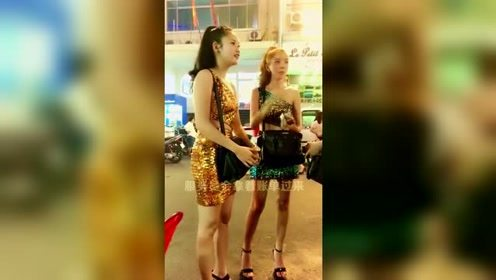 越南街头骗局:生菜就是酒托,带你去一些高消费的地方!