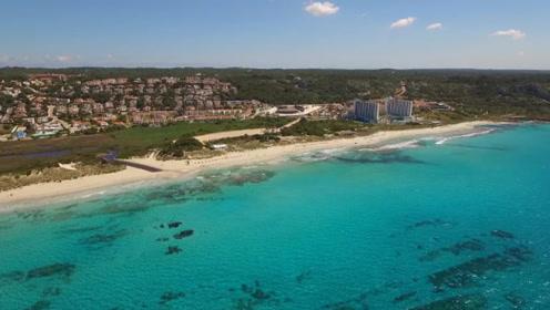 """最""""有钱""""的海岛?只有穷人才会吃龙虾,超美海景房遍地都是"""