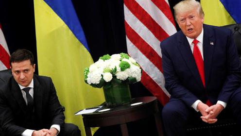 美国弹劾调查不断升温 乌克兰总统否认曾与特朗普做交易