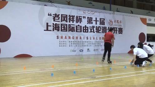 2019SSO上海国际公开赛 成男花式对抗 资格赛  第一组