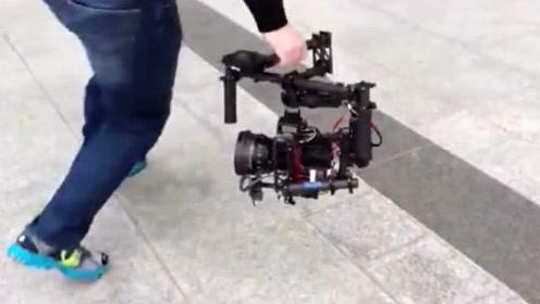 专业的拍摄陀螺仪稳定器,难怪人家拍的视频那么稳
