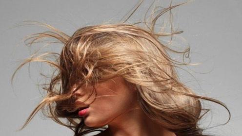 冬天头发总是起静电怎么办?1个小方法,快速消除静电