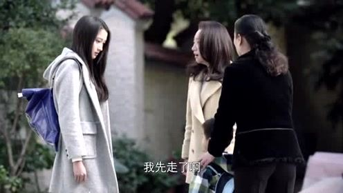 在佳禾的主动承认身份后,母亲终于反应过来,面前的是自己的女儿