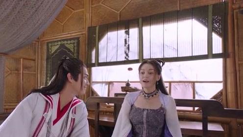 从前有座灵剑山:王陆主动献吻王舞,这可是你的师父啊!