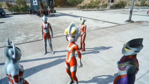 我的光之国03:小酱奥特曼与迪迦、泰罗成立调查小队,X行动正式启动!