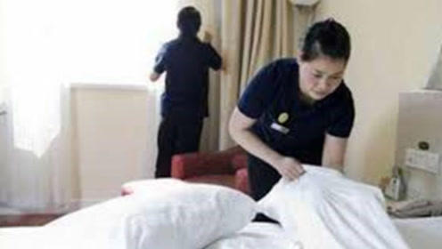 酒店房间有三种脏东西,有些是情侣留下来的,连保洁阿姨都嫌它脏