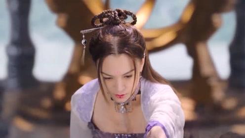 《从前有座灵剑山》王舞强行退出战局反被伤,水月真人太卑鄙了!