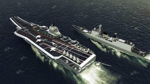国产航母真的会安营三亚?其余航母建造情况如何?国防部给出答案