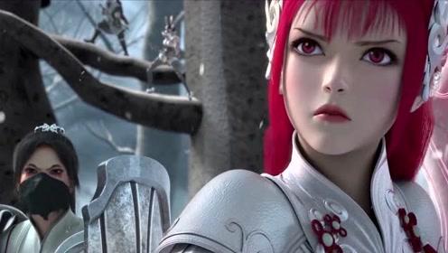 《逆转次元:AI崛起》AMV:不愧是女战神,深陷圈套也能临危不惧