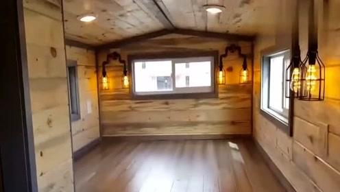 这是目前为止我见过最像样的房车,走进内部瞬间迷上了,太好看了