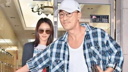 吴卓羲谈林峯与张馨月婚礼改期:他高兴不就行了