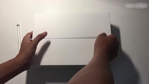 4000元的iPad套装开箱 上手的一瞬间 这才是真正的学习平板