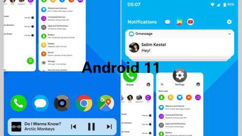 Android 11 高清预告片曝光!