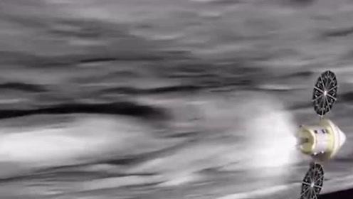 """月球背面""""秘密""""被揭开?卫星传回惊人照片,网友:假的吧?"""