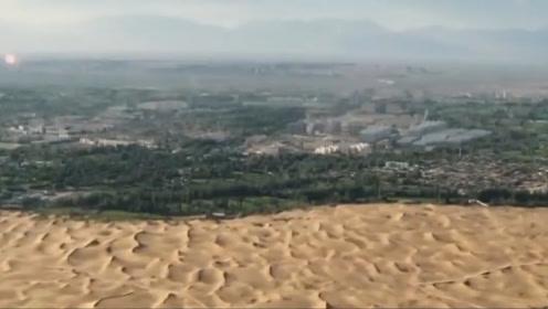 中国万里沙漠变绿洲,仅靠这种神奇汽车?网友:厉害了我的国