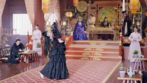 穿越女被王爷当众刁难,不料她一袭小黑裙惊艳逆袭,嗨跳极乐净土