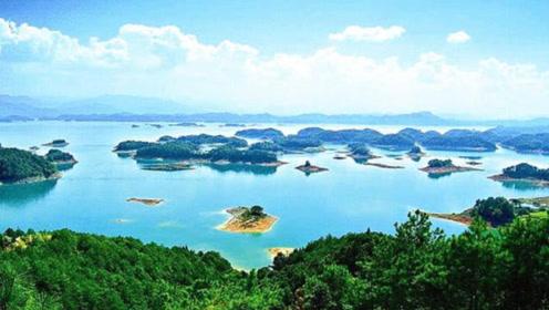 """浙江省""""最大""""的人工湖,面积是西湖的90多倍,还是5A级风景区"""