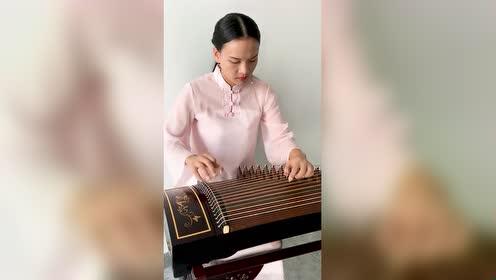 古筝演奏 很好听!