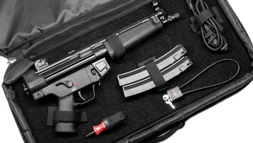 """一代""""神枪""""MP5民用版在美开售 每支2799美元受热捧"""