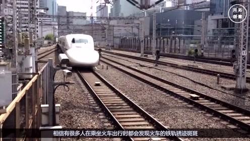 火车轨道为什么用生锈的铁,而不用不锈钢?终于明白国家的用意