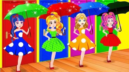 彩虹妹为出门约会,竟将女仆的裙子当做自己的,闹出大乌龙!