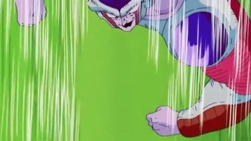 龙珠:超级比克终于卸掉身上的负重!要和弗利萨大战一场!