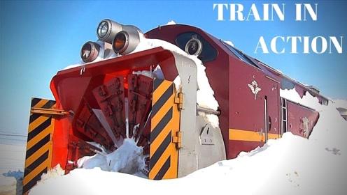 终于明白下雪火车不封路的原因,解开了我多年的疑惑!