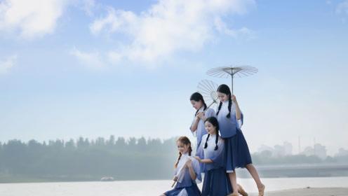 撑油纸伞,舞民国风纯洁恋!