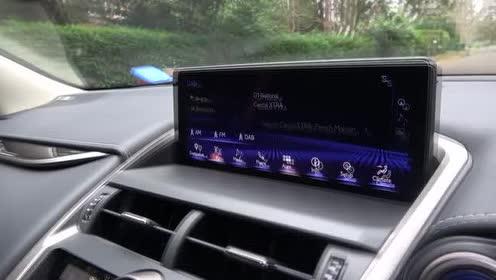 生而善动 雷克萨斯NX 300h细节展示