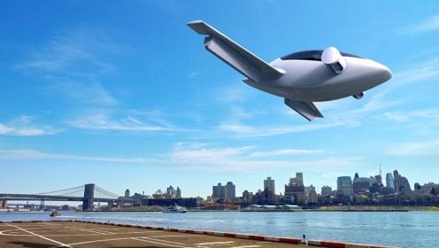 世界首辆飞行汽车亮相迈阿密:时速200英里,售价近60万美元
