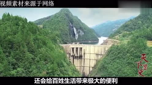 """河南一水库,水位一夜间下降了数百米,专家赶到挖出六条""""金龙"""""""
