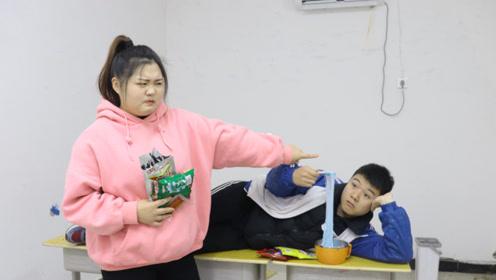 短剧:老师让学生把教室当成自己家,爱玩无硼砂泥的苏喂做法真逗