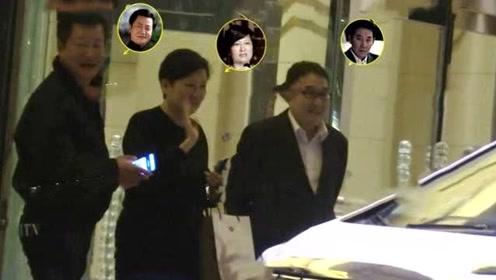 宋丹丹被爆明年退出娱乐圈 携老公与赵宝刚海岩聚餐很大姐范儿