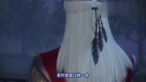 画江湖之不良人:巫王要将蚩梦做成法器,尤川该如何抉择