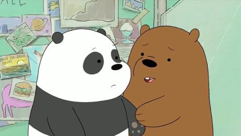 宠物店里的可爱小熊猫,被人买走后却逃走了,他想要去哪里?