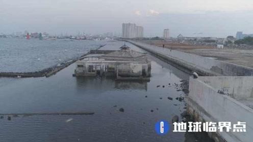"""雅加达:""""消失""""的首都!海平面上升危机降临全球沿海城市"""