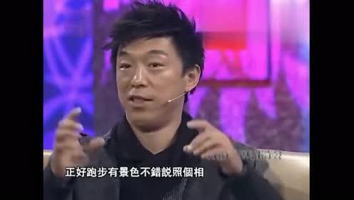 黄渤讲述国外的生活!英文单词加动作!逗得主持人哈哈笑