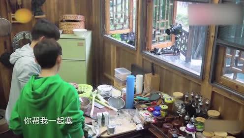 黄磊老师做得田螺塞肉看着真香!隔着屏幕都馋了