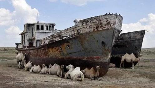 """尴尬!乌兹别克斯坦重金购买舰艇和直升机组海军 结果""""海""""居然没了"""
