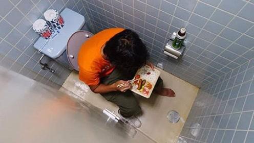 为什么日本人都喜欢躲在厕所吃饭,并且80%都是女性,涨知识了