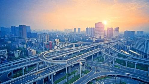 我国第二个建六环路的城市,全长223公里