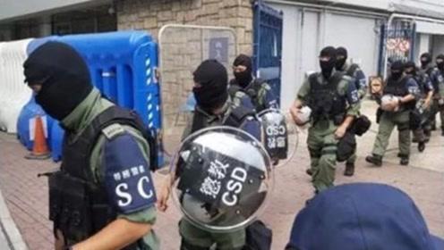 漂亮!香港高院修改临时禁制令:保护特别任务警察不受暴徒威胁