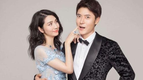洪欣和女儿比心甜到心里,却与张丹峰已数月不合体!