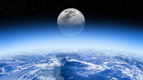 月球不在太空,人类都被假象蒙骗了?它的真实位置你难以想象