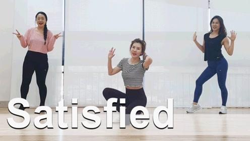 好看又动感,还能让你瘦下来的尊巴舞,马上跳起来感受一下!