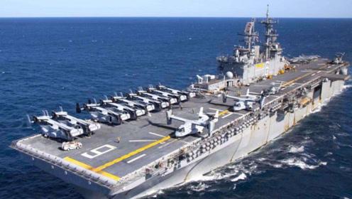 """两栖攻击舰俱乐部,俄新两国""""小平顶""""达1.5万吨,可载垂直起降机!"""