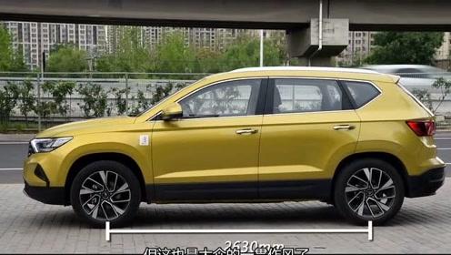 这新出合资SUV正面对杠哈弗H6、传祺GS4、吉利博越