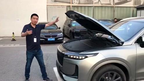 国产新能源全新SUV车型,开启它的引擎盖就知道有多神奇!
