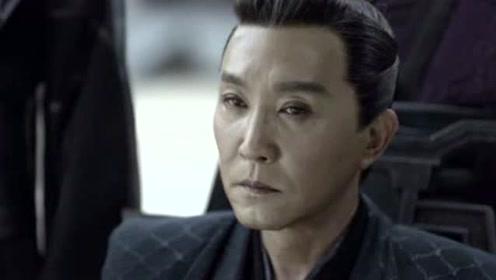 陈萍萍犀利眼神引热议 本尊在线霸气回应